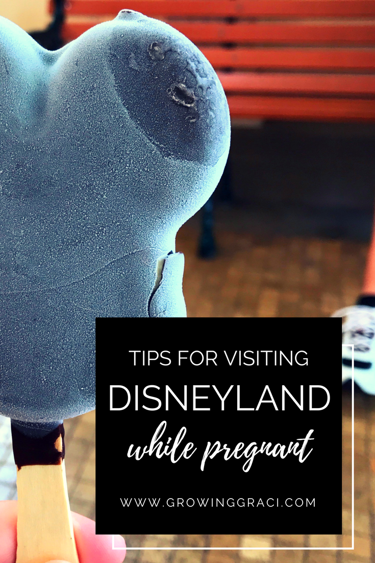Tips For Visiting Disneyland While Pregnant
