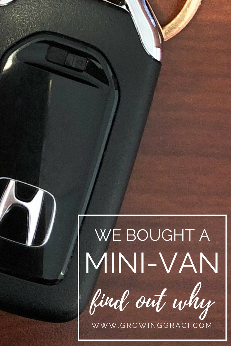 Find out how we reduced our monthly expenses by trading in our cars for a mini-van and find out what why we decided now was the time to do so!