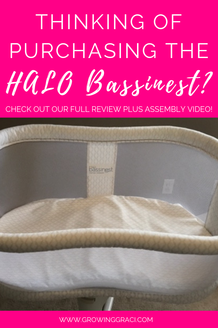 Thinking of purchasing the HALO Bassinest Swivel Sleeper? Check out our review including a video about assembling the sleeper for use in your home.