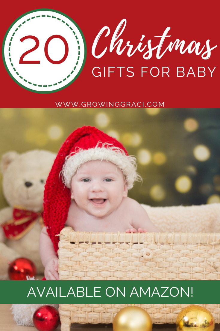 Baby Christmas Gift Ideas 2019