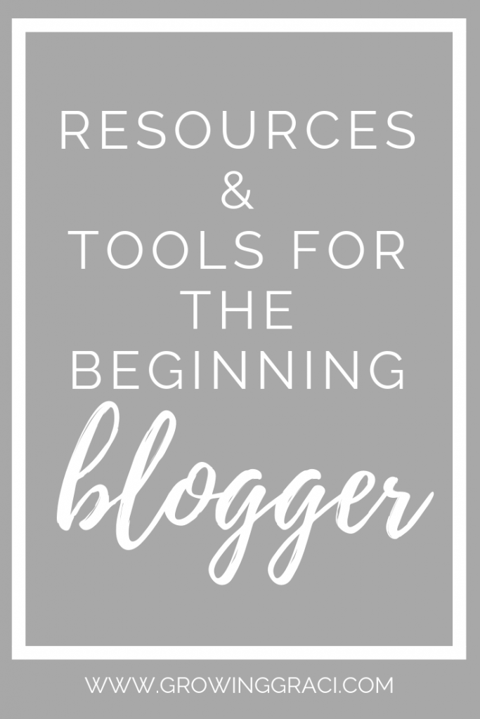 Check out these blogging tools and resources to help you make the most out your new blog. Most of these tools and resources are free!