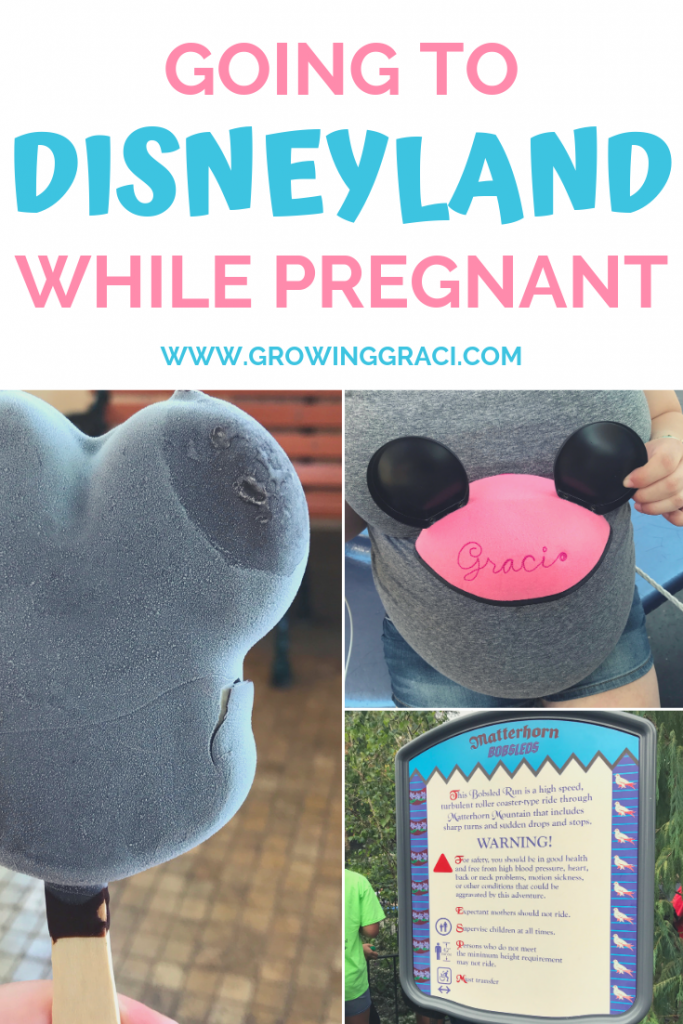 Visiting Disneyland pregnant may not sound like a lot of fun - but it can be! Check out all my tips and tricks so that you can still enjoy the Disney magic!