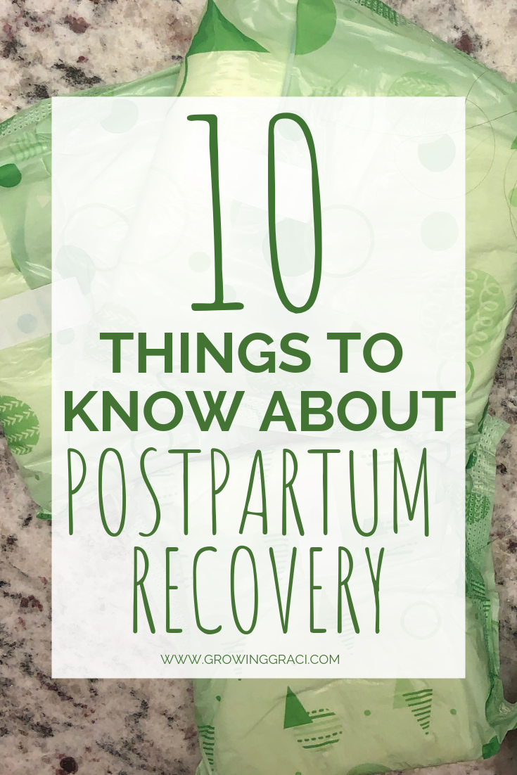 Postpartum Recovery: 10 Things They Don't Tell You