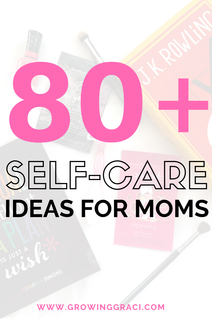 Self-Care For Moms Who Need A Boost