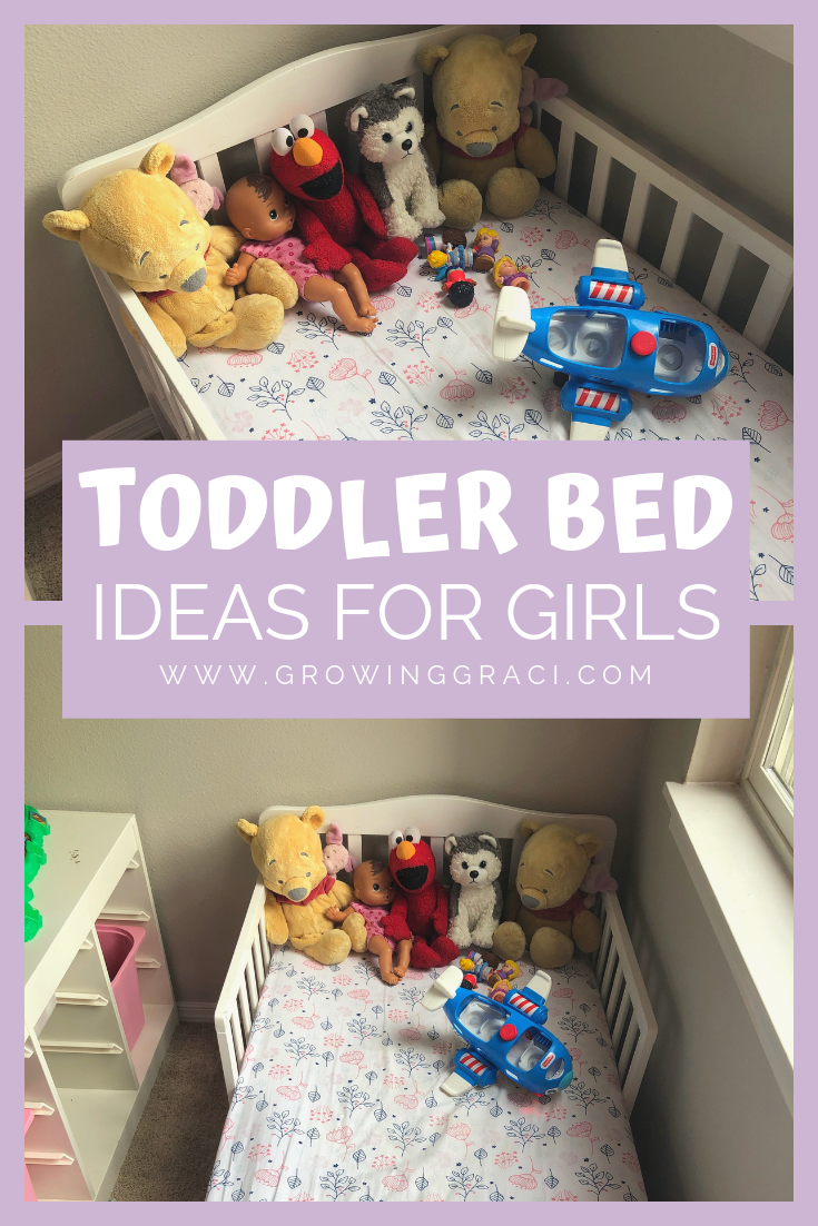 Toddler Bed Ideas For Girls (Available Online)