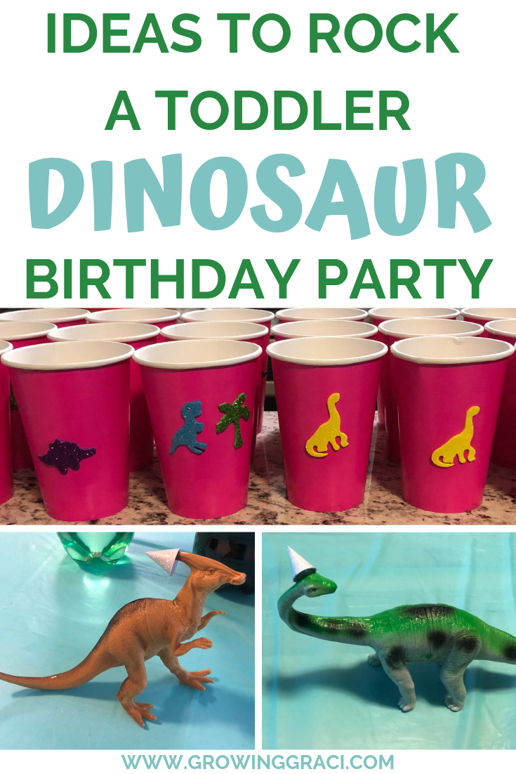 Dinosaur Birthday Party Ideas For Toddlers