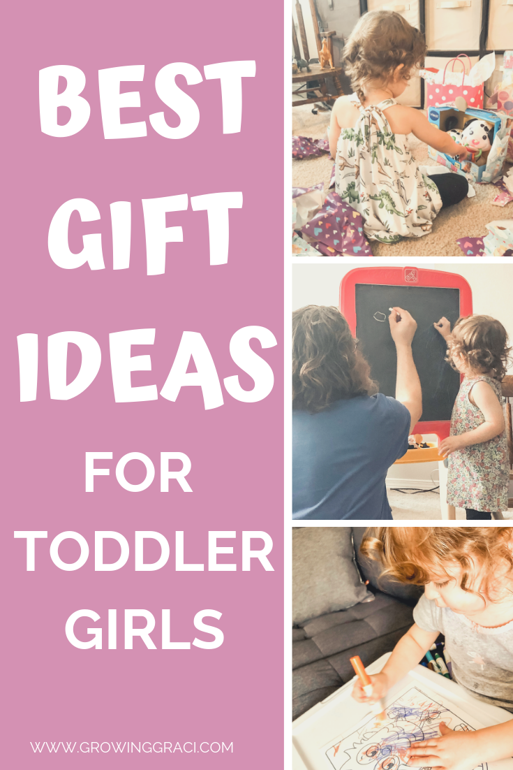 Choosing the perfect gift is intimidating! Check out these gift ideas for a 2-year-old girl if you're shopping for a toddler!