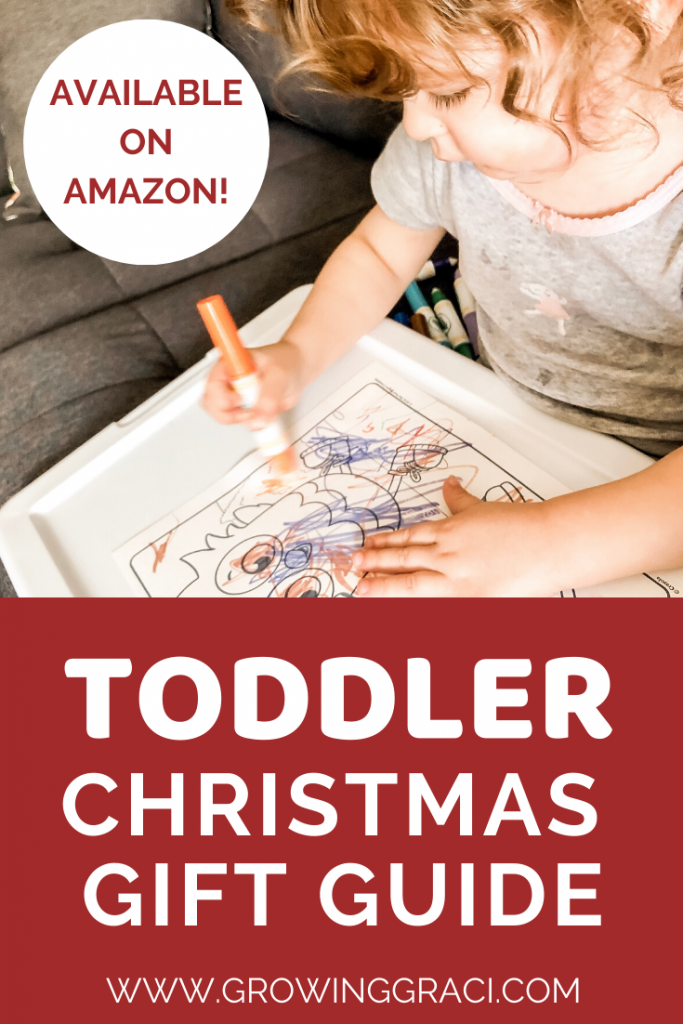 Looking for toddler Christmas gift ideas? You've come to right place. Check out these suggestions based on items that my own toddler has loved.