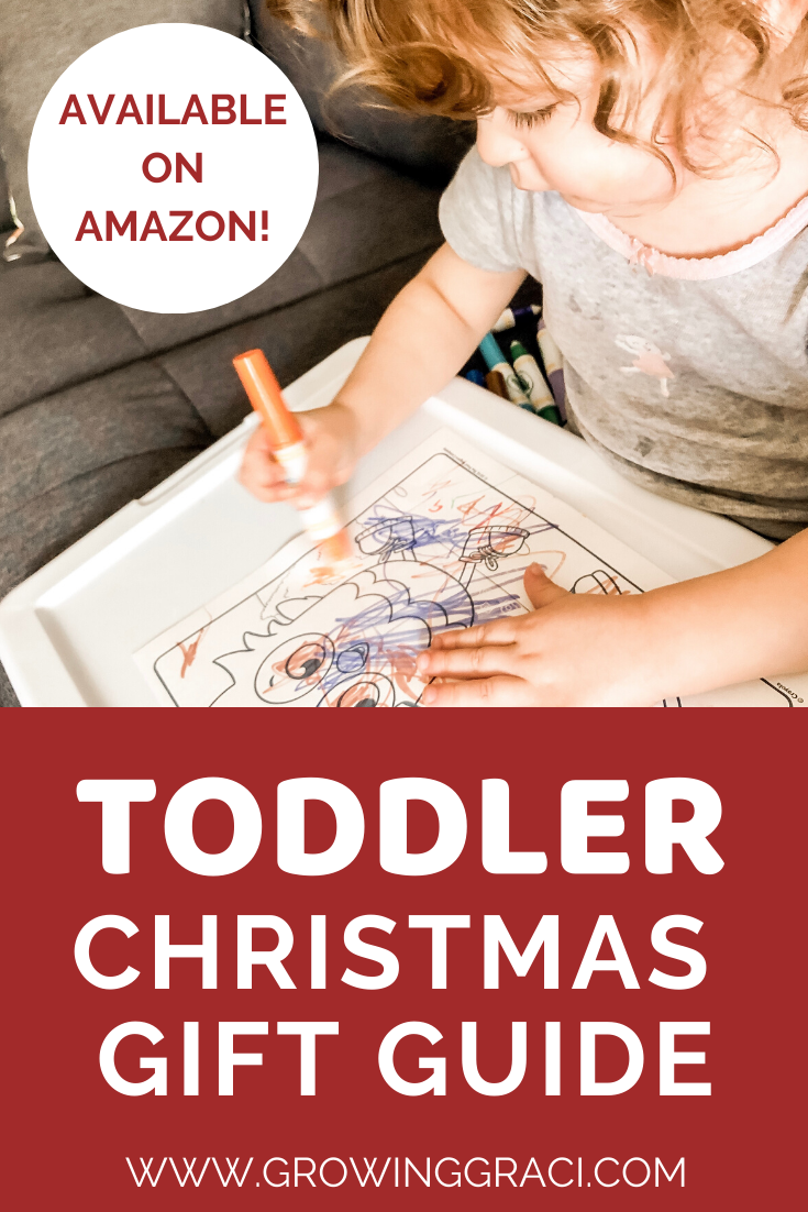 Toddler Christmas Gift Ideas 2019