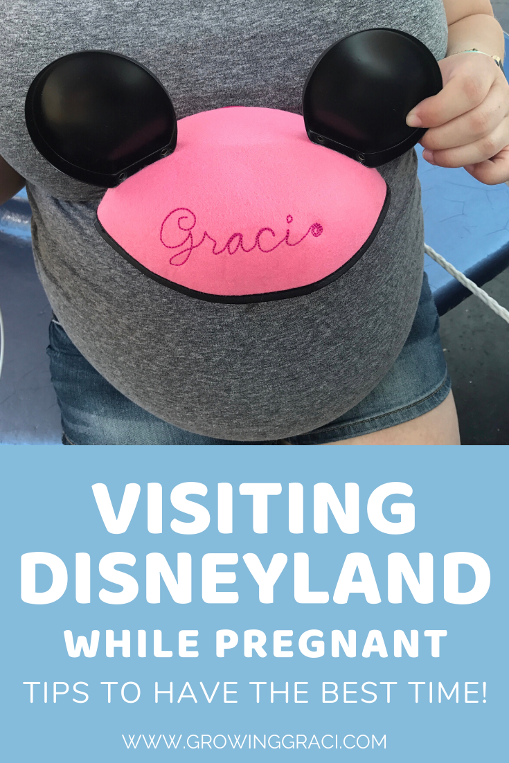 Visiting Disneyland pregnant may not sound like a lot of fun – but it can be! Check out all my tips and tricks so that you can still enjoy the Disney magic!