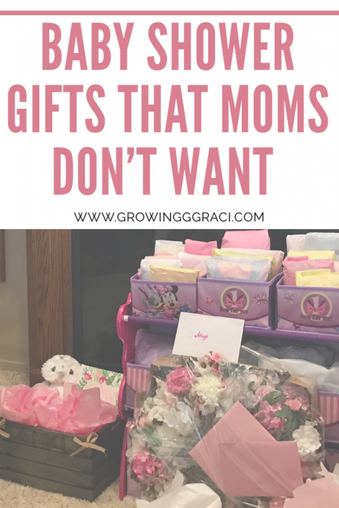 Baby shower gifts should always be appreciated. However, it is important to think about the new mom and dad when picking out the perfect shower gift.