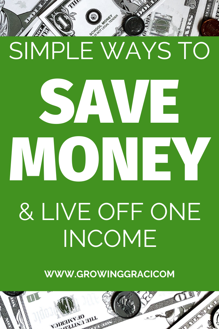 Check out this article for simple ways to save money! Whether you are struggling financially or want to save up for something extra this post will help!