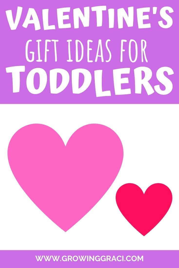 Thinking of Valentine's Day gifts for toddlers can feel a little overwhelming, but this gift guide will breakdown some sure hits!