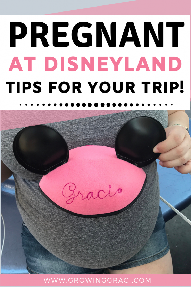 Going to Disneyland when you're expecting can be a lot of fun. This post will give you all the tips and tricks I used to have a wonderful time!