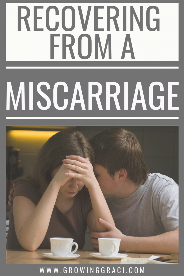Recovering emotionally and physically from a miscarriage is one of the hardest journeys that I've gone through. Check out what has helped me recover in this post.