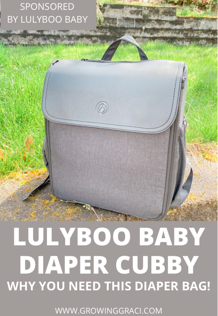 Lulyboo Baby's Diaper Cubby – A Baby Registry Must-Have