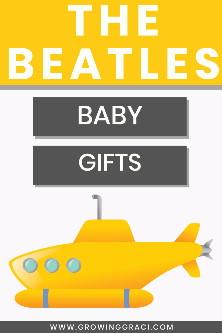The Beatles Baby Shower Gift Ideas They'll Love